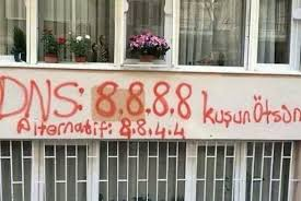 turquia DNS